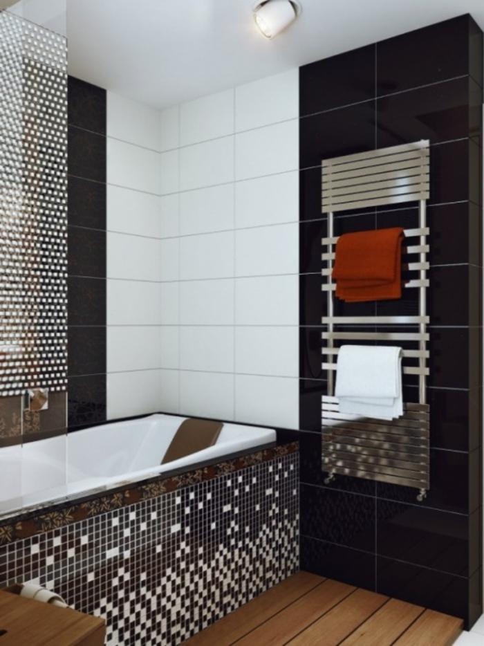 Le carrelage salle de bain quelles sont les meilleures - Comment faire une salle de bain ...