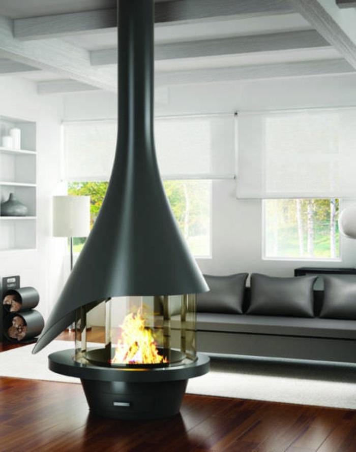 salon-bien-aménagé-salle-de-séjour-cheminée-au-centre-feu