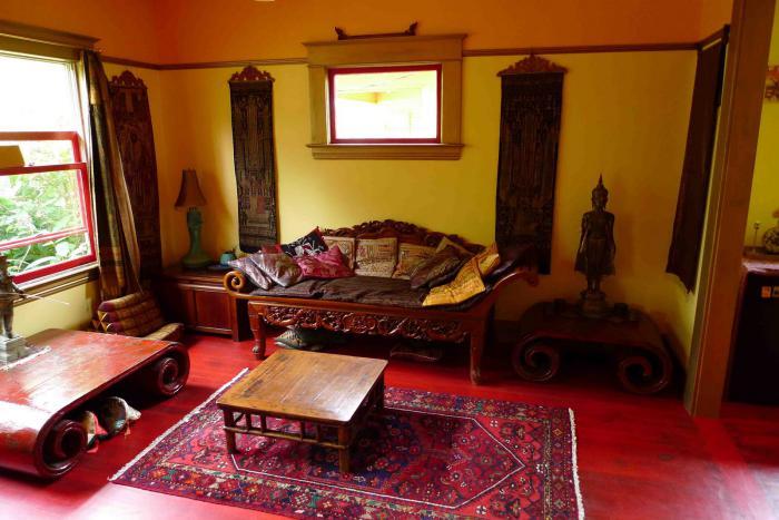 L\'aménagement d\'un salon marocain moderne - Archzine.fr