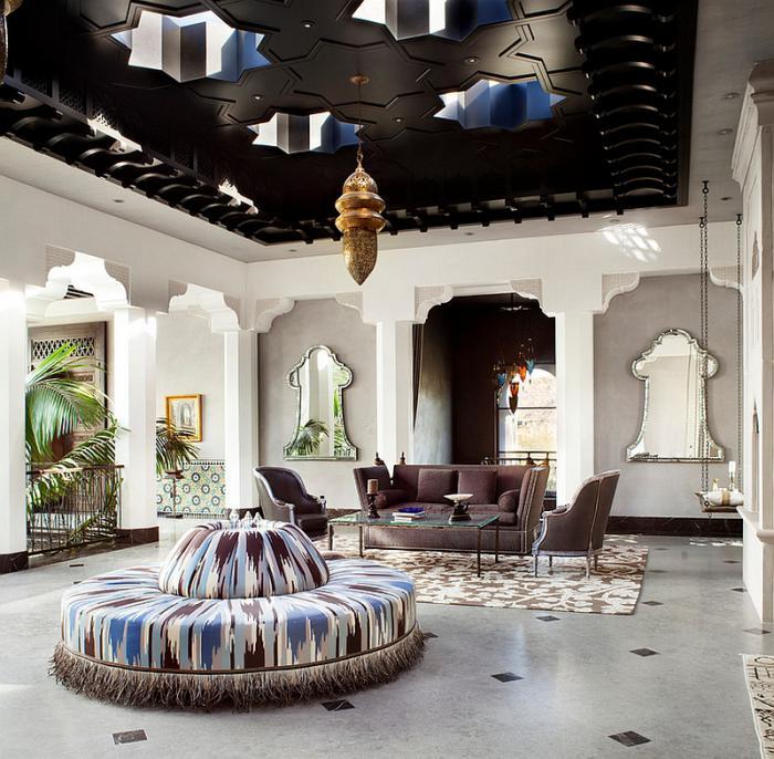 salon-marocain-moderne-glamoureux-et-ethnique-un-intérieur-stupéfiant