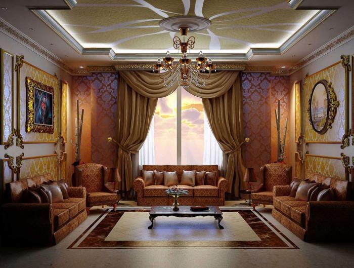 lamnagement dun salon marocain moderne
