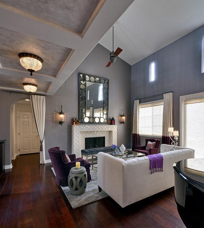 salon-marocain-moderne-jolie-déco-marocaine-appartement-élégant