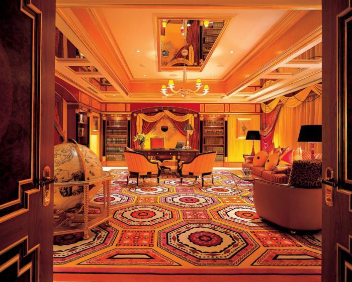 L 39 am nagement d 39 un salon marocain moderne - Decor oriental salon ...