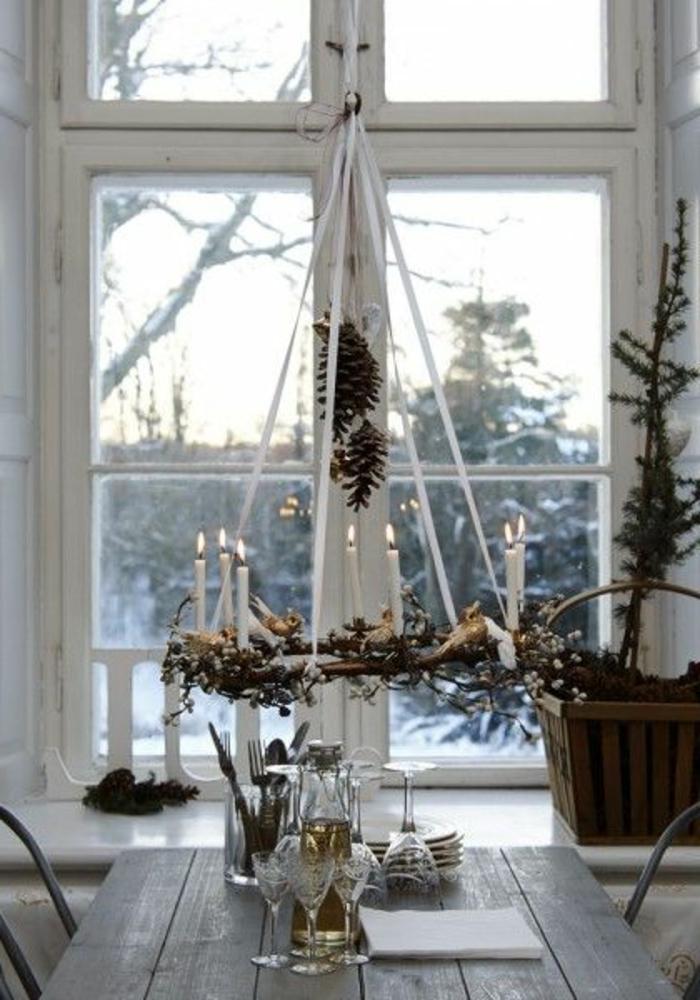 Decoration De Fontaine Pour Noel