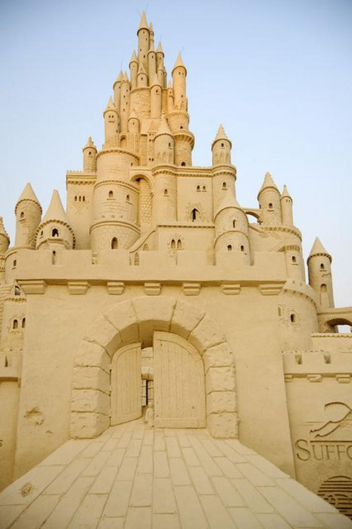 sculpture-de-sable-beau-château-de-sable