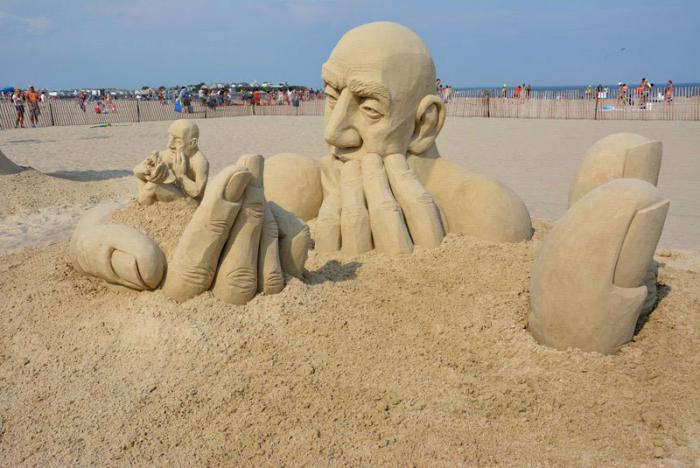sculpture-de-sable-la-figure-infinie-festival-des-sculptures-sur-sable