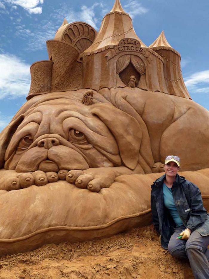 sculpture-de-sable-une-sculpture-cool-sur-sable