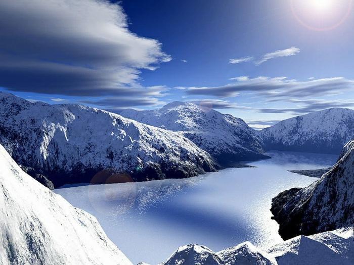 station-de-ski-alpes-image-nature-jolie-photo-professionnelle-lac