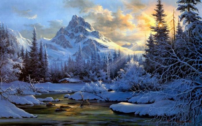 station-de-ski-alpes-image-nature-jolie-photo-professionnelle-peinture