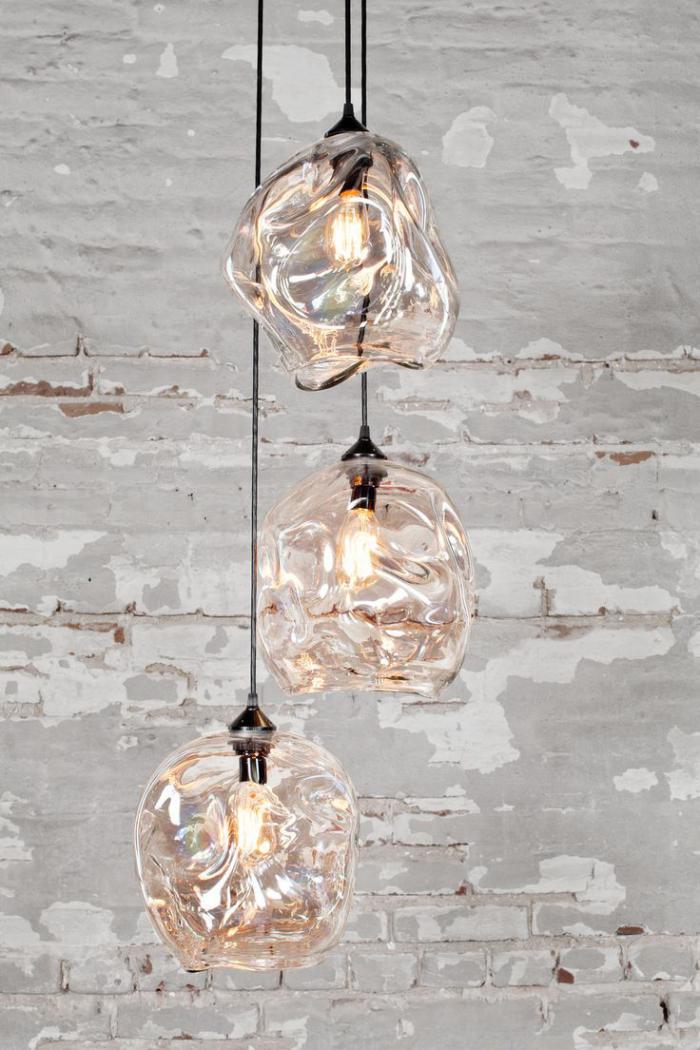 suspension-en-verre-lampes-inédites-verre-amorphe