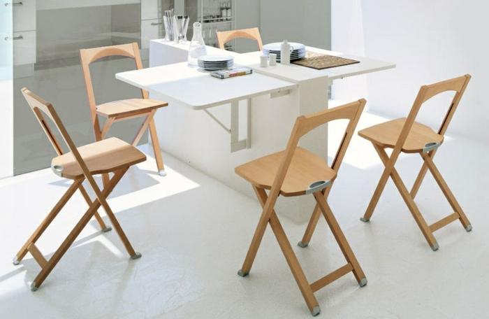 table-de-cuisine-pliante-but-table-ronde-extensible-chaises-pliantes