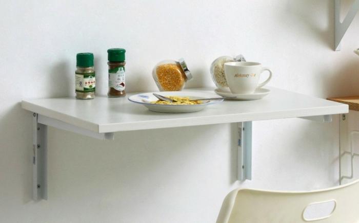 table-petite-de-cuisine-pliante-aménagement-petit-espace