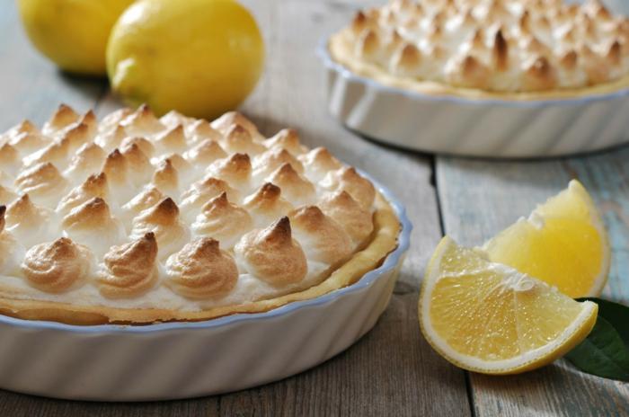 tarte-citron-meringuée-pâtisserie-délicieuse-limon-jaune