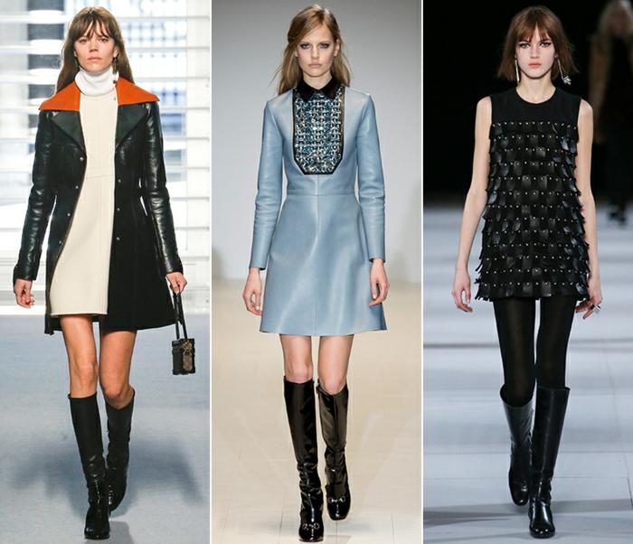 tendance-les-années-soixantes-vintage-robe-trapèze-mini-jupe-resized