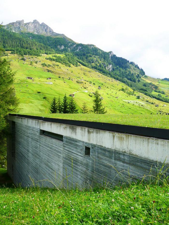 thermes-de-spa-le-centre-thermal-à-Vals-Suisse