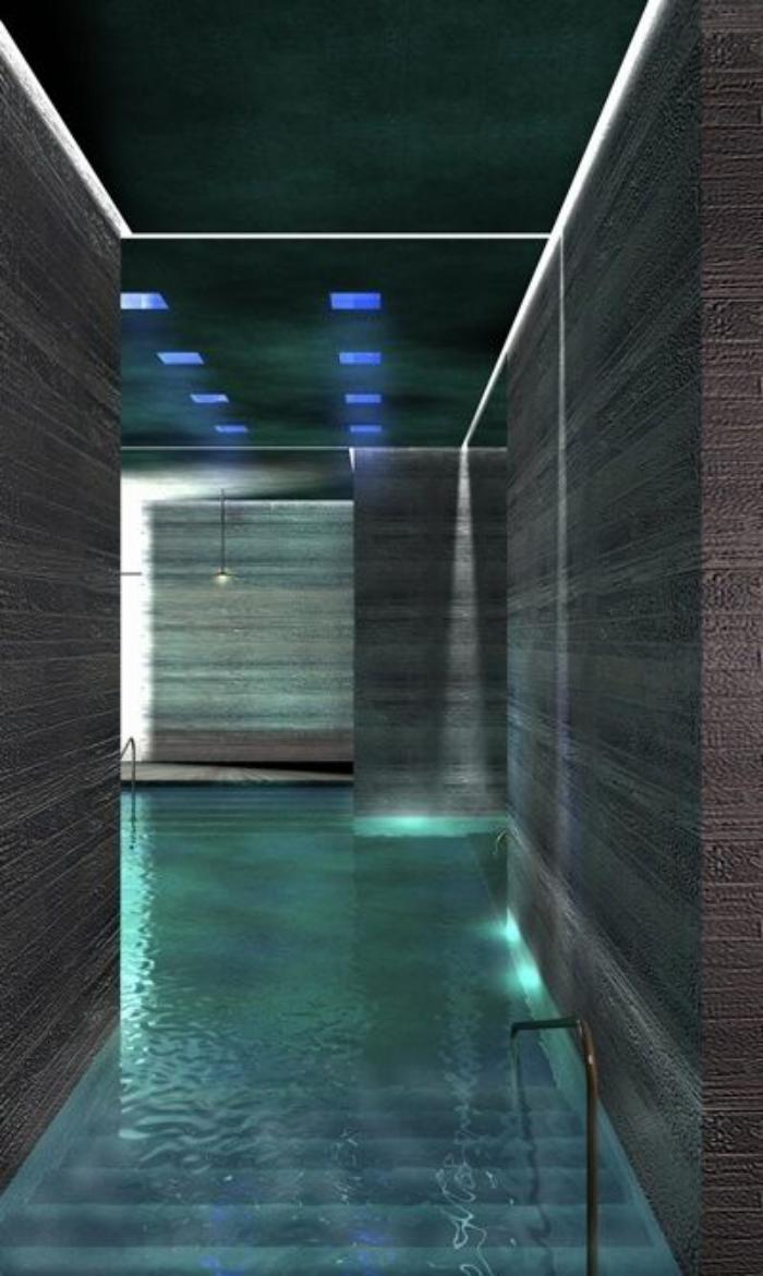 Thermes de spa contemporains eaux curatives et jolie for Thermes de spa