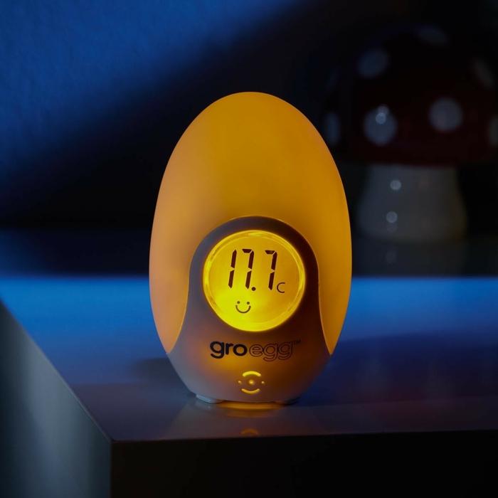 thermometre-chambre-bebe-idée-jaune