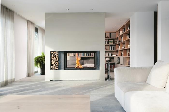 une-cheminée-centrale-suspendue-modernité-intérieur-originale