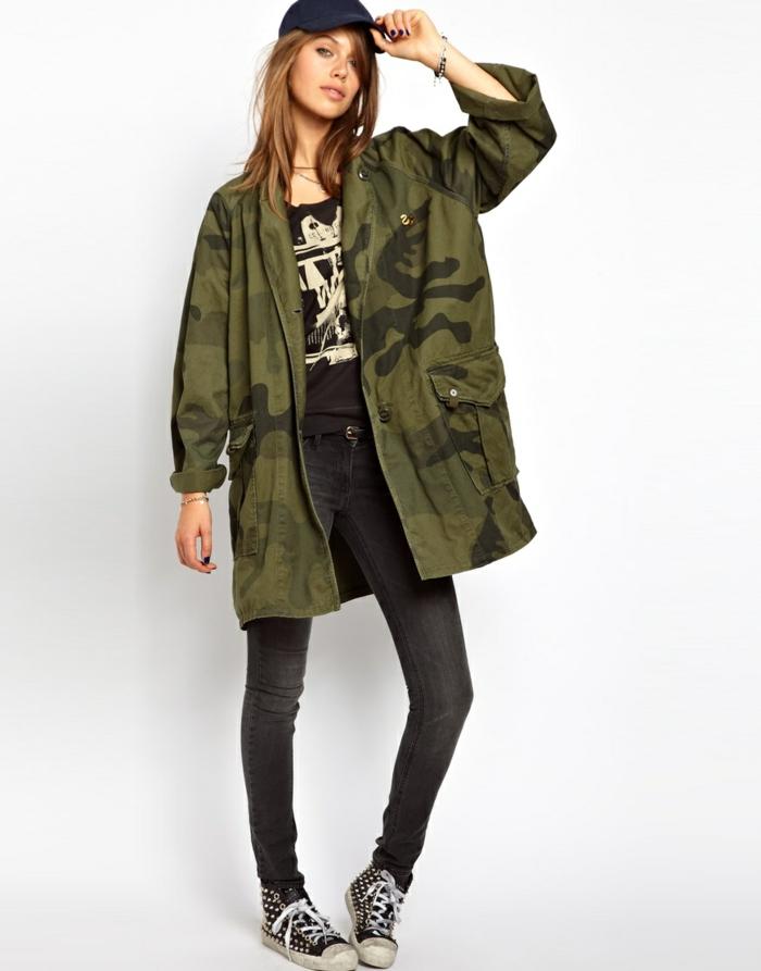 veste-militaire-femme-manteaux-militaire-femme-armée