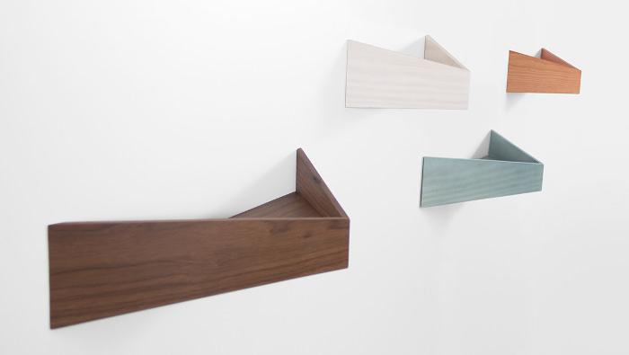 vide-poche-mural-étagère-vide-poche-géométrique