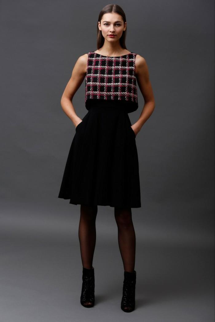 vintage-laine-méale-carré-manteau-robe-en-careaux-emprimé-ecossaise-resized