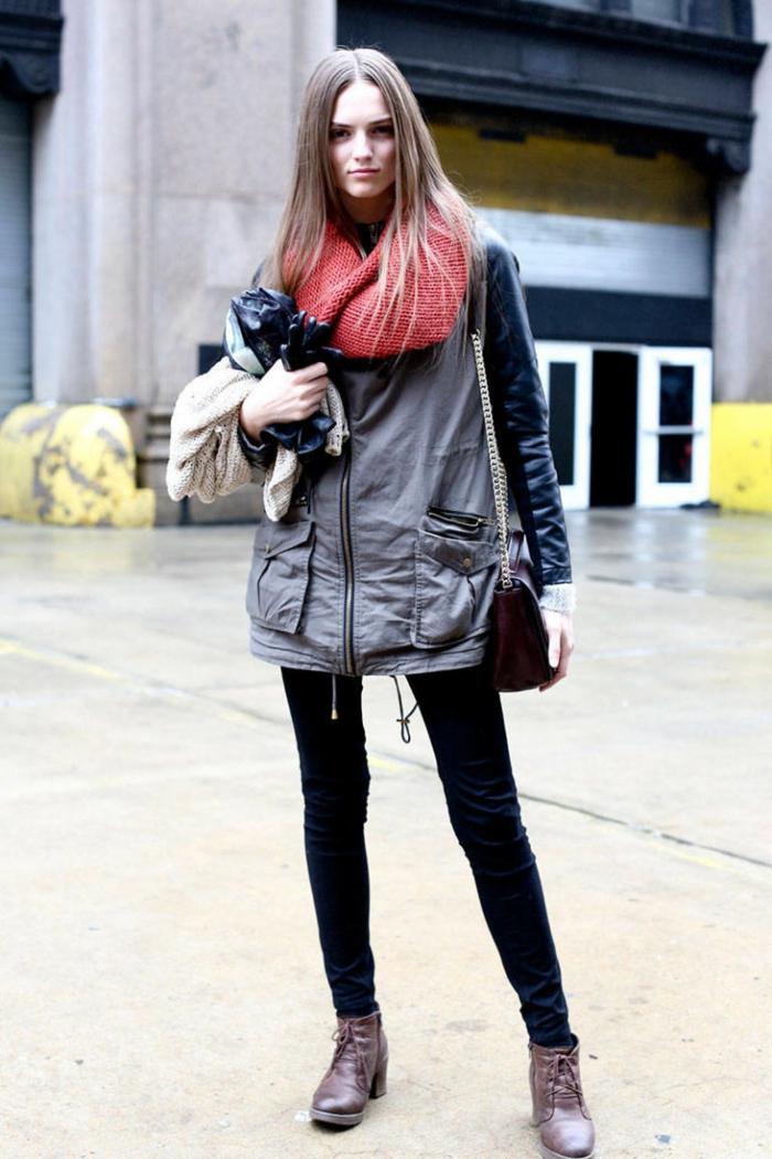 écharpe-tube-idée-en-tendance-hiver-2015-cool-idée