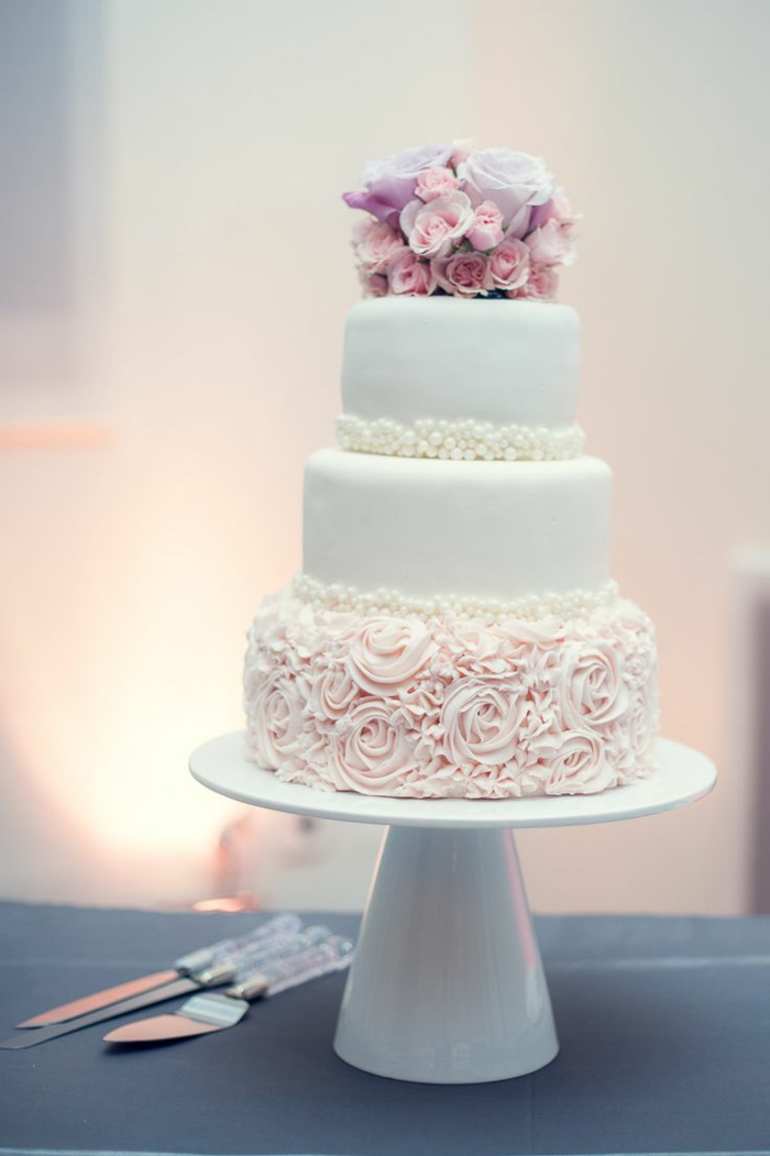 decoration gateau mont blanc picture on comment choisir le gateau de mariage de vos reves voici - Piece Mont Mariage
