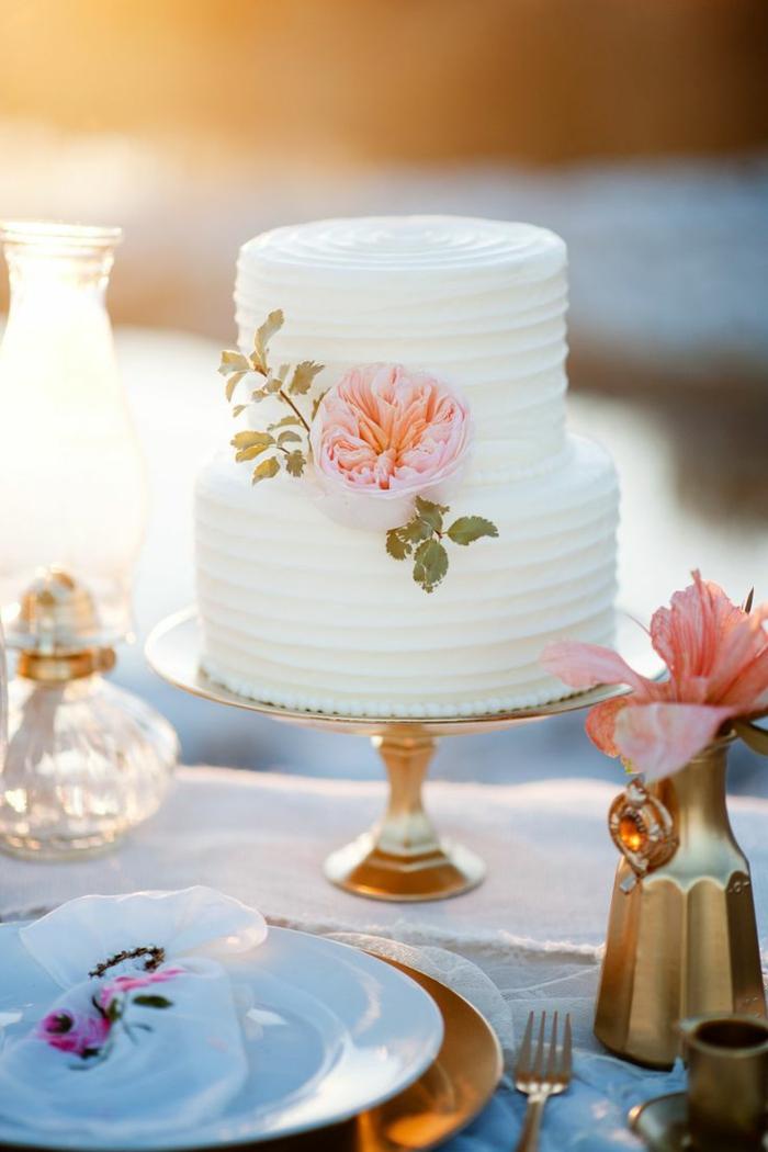 gateau-de-mariage-pièce-montée-coux-mariage-wedding-cake-avec ...