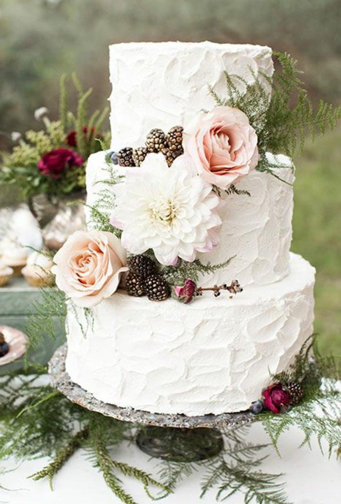 ... de-mariage-pièce-montée-coux-mariage-decoration-pour-un-gateau-de