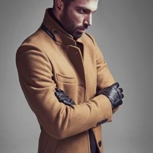 Les dernières tendances chez le manteau long homme en photos!