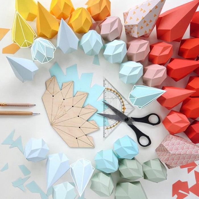 49 id es en photos comment cr er un pliage origami facile - Comment faire une rose en papier facile ...