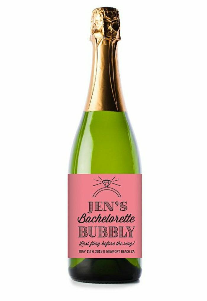 1-bouteille-de-vin-personnalisée-etiquette-vin-personnalisé-avec-une-jolie-etiquette-rose