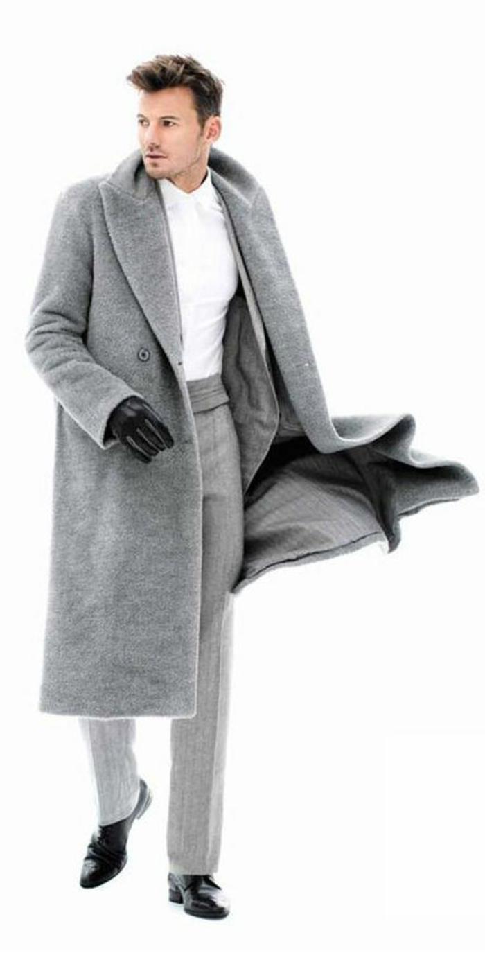 1-comment-etre-elegant-avec-un-manteau-gris-elegant-pour-les-hommes-avec-chemise-blanche
