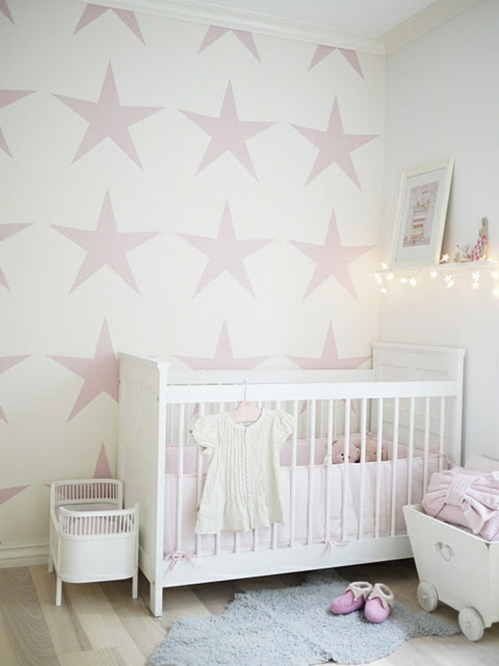 D corer un pan de mur avec nos id es en 42 photos - Decoration murale chambre bebe ...