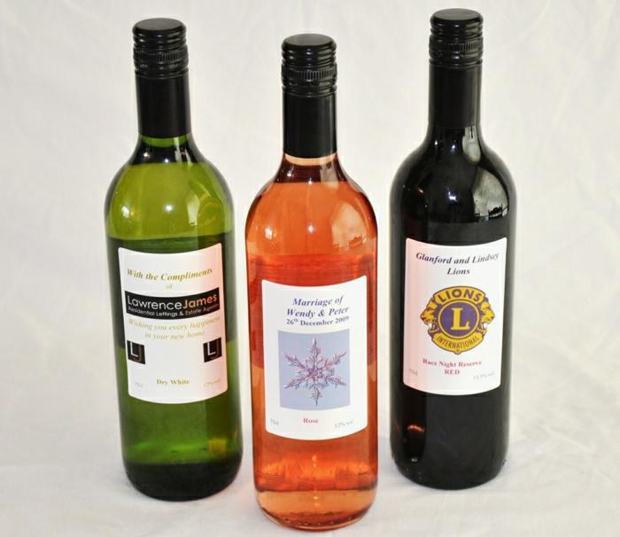 Comment choisir la meilleure bouteille de vin personnalisée?
