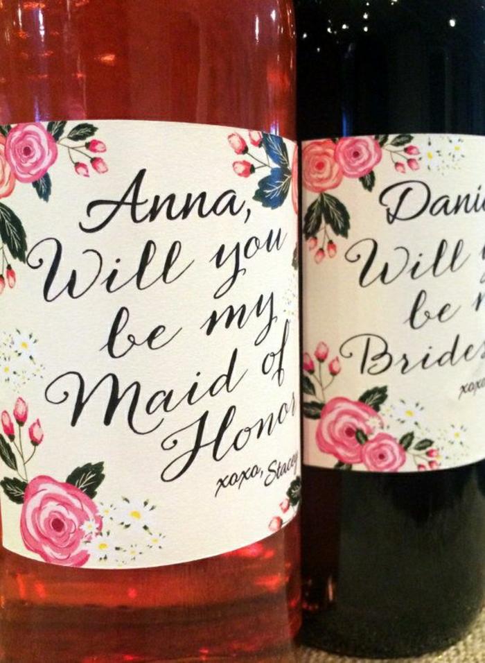 1-etiquette-vin-personnalisé-avec-vin-rose-et-rouge-comment-choisir-une-etiquette-personnalisée