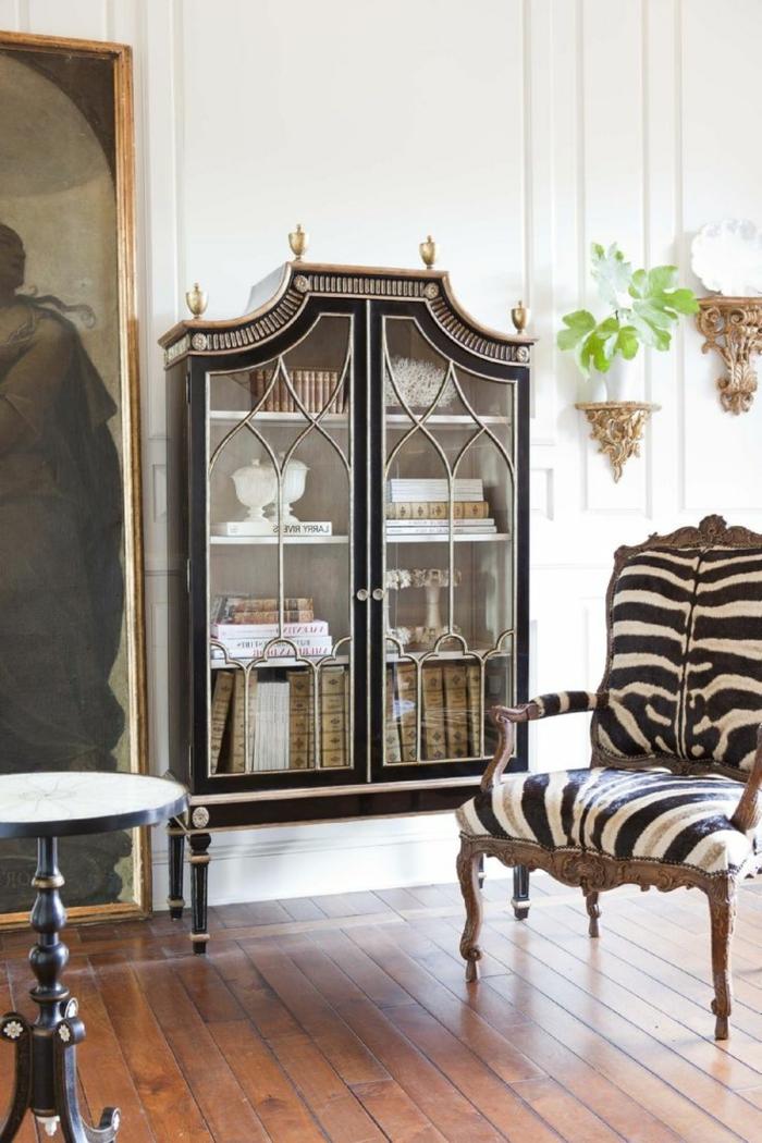 1-fauteuil-zèbre-blanc-noir-pour-le-salon-moderne-et-murs-blancs-dans-le-salon-moderne-de-style-baroque