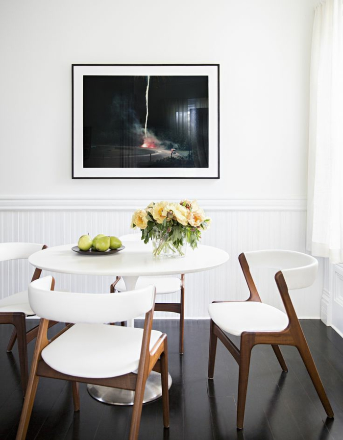 Le fauteuil cabriolet en 40 super photos for Une salle a manger