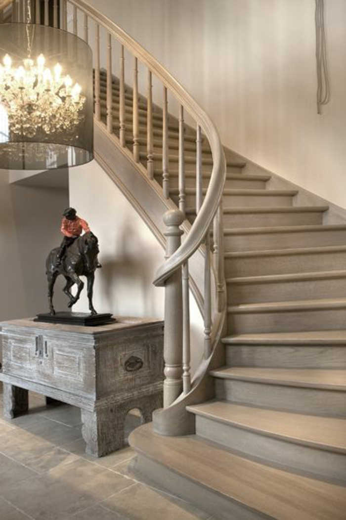 l 39 escalier tournant en 40 jolies photos