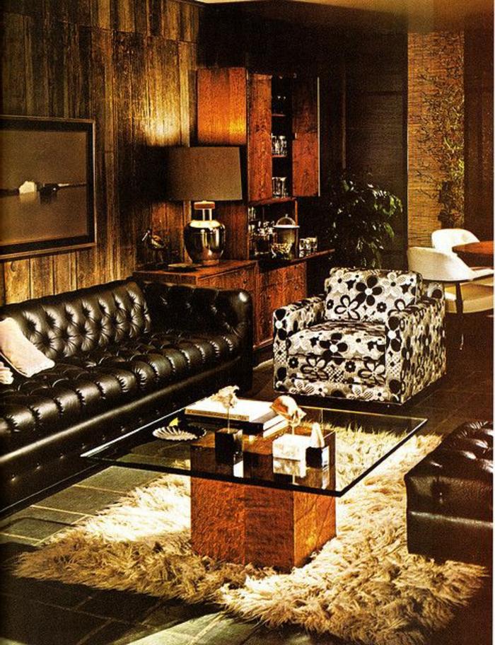 1-joli-salon-avec-meubles-en-cuir-marron-style-retro-chic-tapis-fourrure-blanche