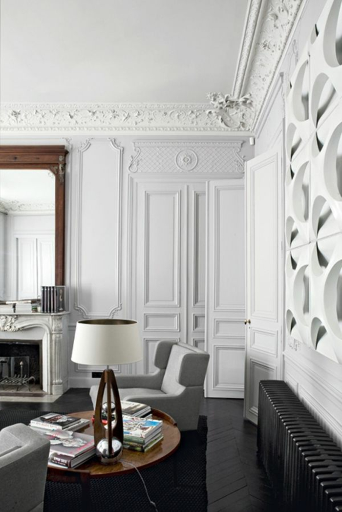 Idee Moulure Decorative Plafond