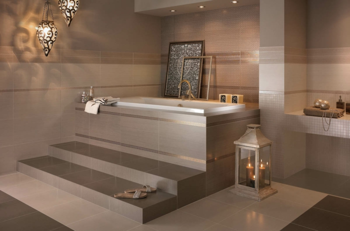 1-jolie-salle-de-bain-de-couelur-taupe-avec-faience-salle-de-bain-leroy-merlin-beige-foncé