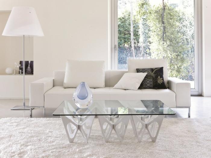 1-jolie-table-basse-ikea-table-de-salon-en-verre-tapis-blanc-lampe-de-salon-blanche