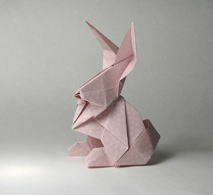 49 id es en photos comment cr er un pliage origami facile - Origami rose facile a faire ...