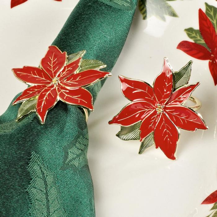 1-ronds-de-serviette-pas-cher-decoration-de-noel-pour-la-table-en-forme-de-fleur-de-couleur-rouge