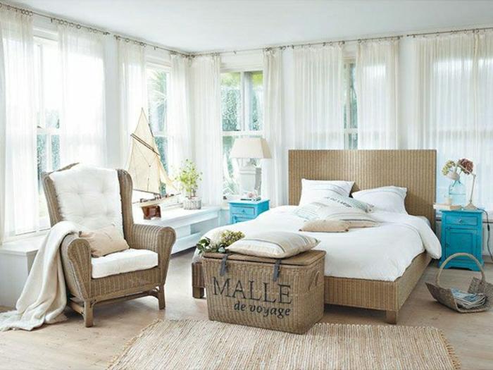 40 id es pour le bout de lit coffre en images - Maison du monde camere da letto ...