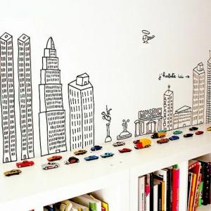 Décorer un pan de mur avec nos idées en photos!