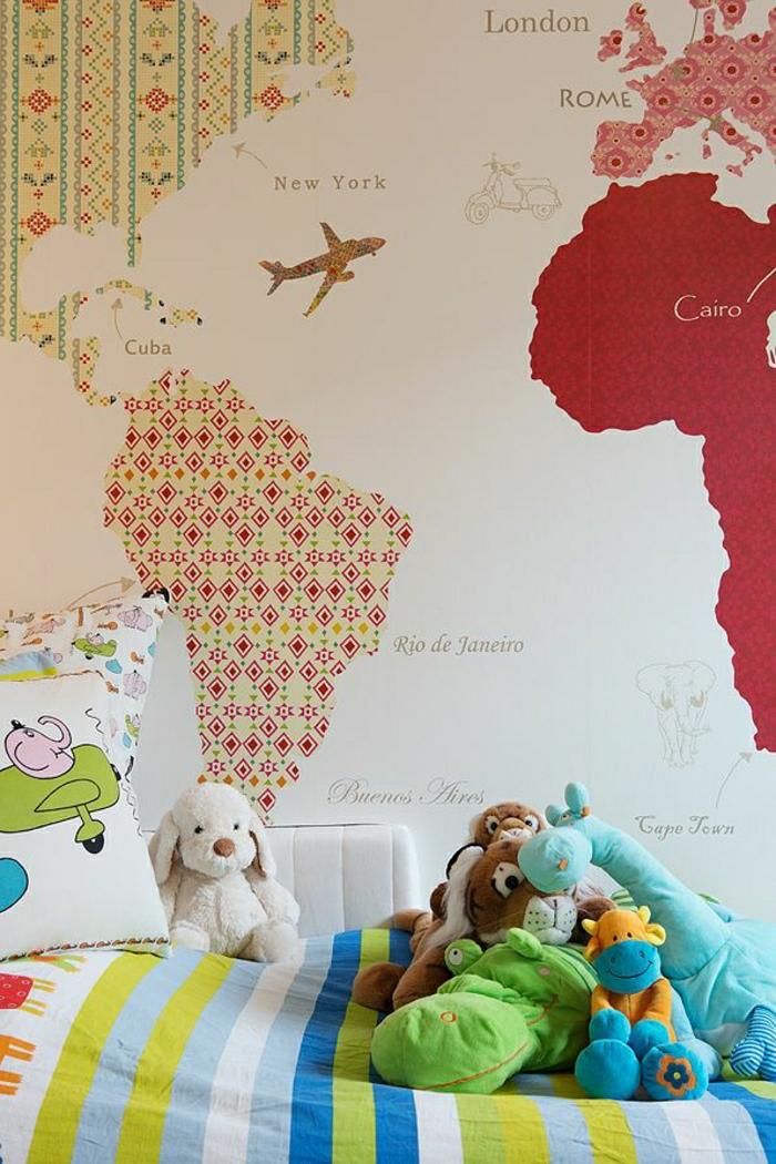 D corer un pan de mur avec nos id es en 42 photos - Decoration pour les murs ...