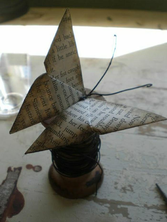 2-joli-pliage-origami-facile-pliage-origami-papillon-comment-plier-le-papier