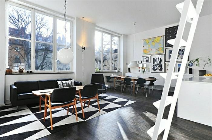 2-jolie-salle-de-sejour-avec-parquet-chene-massif-parquet-noir-et-murs-blancs-decoration-murale